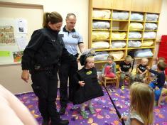 Návštěva od policie